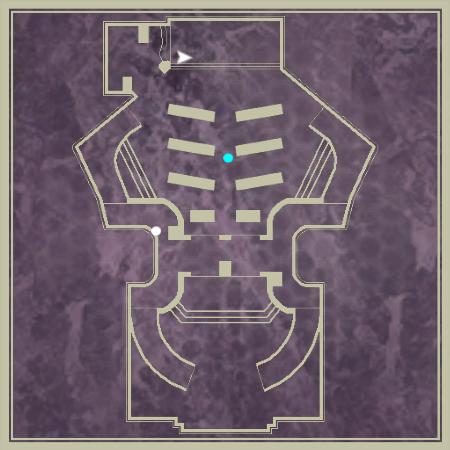 Grave Minimap