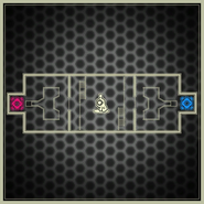 Temple-M minimap