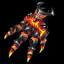 DemonicFist HUD Icon