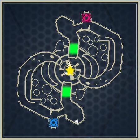 IceSquare Minimap