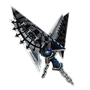 Icon sword darkness