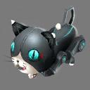 Icon gun semi cat