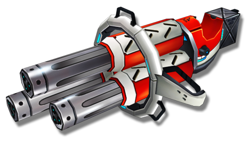 Heavy Machine Gun | S4 League Wiki | FANDOM powered by Wikia