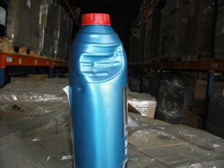 Dent in a bottle