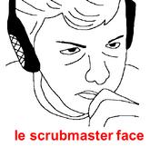 Le scrubmaster face