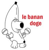 Le banan doge