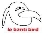 Le banti bird