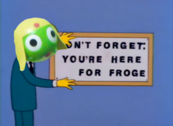 Forfroge