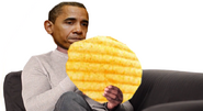 Lays Chips Prez Guy
