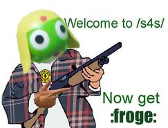 Welcumfroge