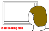 Le Out-Looking Man