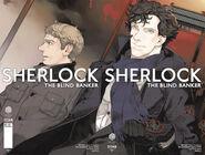Sherlock 2.3 Cover A (Manga)