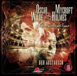 Oscar Wilde & Mycroft Holmes 16