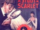 A Study in Scarlet (Film, 1933)