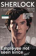Sherlock 2.1 Cover C (Manga)