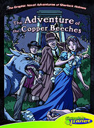Graphic novel adventures beeches