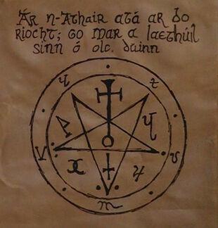 schwarze magie der alten welt supernatural wiki fandom. Black Bedroom Furniture Sets. Home Design Ideas