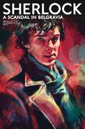 Sherlock 4.3 Cover A (Manga)