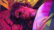 Vince's corpse