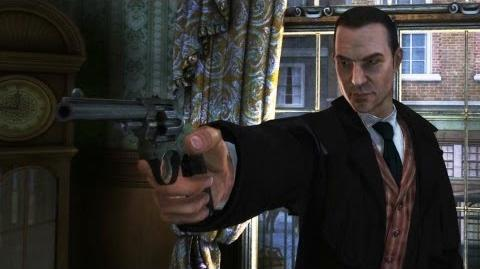 THE TESTAMENT OF SHERLOCK HOLMES LAUNCH TRAILER
