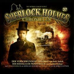 Sherlock Holmes Chronicles 37
