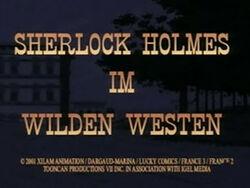 Holmes lucky luke titel