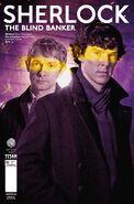Sherlock 2.6 Cover B (Manga)