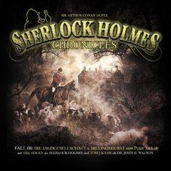Sherlock Holmes Chronicles 08