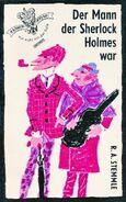 Der Mann der Sherlock Holmes war Buch8