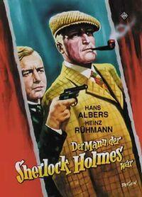 Der Mann Der Sherlock Holmes War Sherlock Holmes Wiki