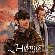 Holmes - Sherlock & Mycroft (chinesisch)