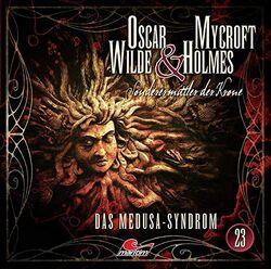 Oscar Wilde & Mycroft Holmes 23