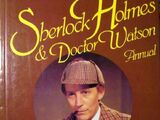 Sherlock Holmes & Doctor Watson Annual