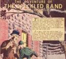 The Speckled Band (Classics Illustrated)
