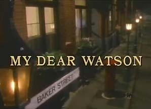 My Dear Watson 1989