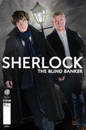 Sherlock 2.6 Cover C (Manga)