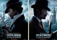 Sherlock Holmes First Official Look 2