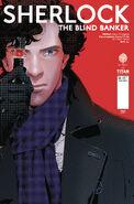 Sherlock 2.4 Cover A (Manga)