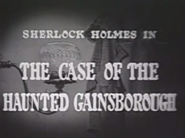 1954 35 The Case of the Haunted Gainsborough