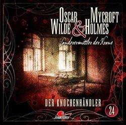 Oscar Wilde & Mycroft Holmes 24