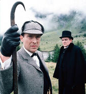 Holmes moriarty 85 promo