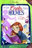 Enola Holmes Comic 05
