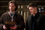 Spn book of the damned
