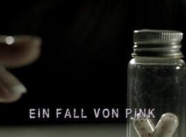 Fall von pink