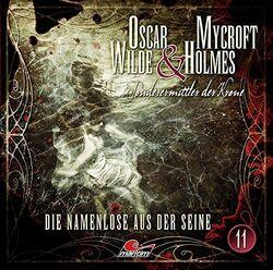 Oscar Wilde & Mycroft Holmes 11