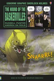 The Hound of the Baskervilles Usborne