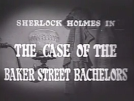 1954 33 The Case of the Baker Street Bachelors