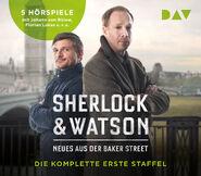 Sherlock & Watson - Neues aus der Baker Street Die komplette erste Staffel