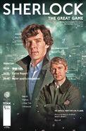 Sherlock 3.3 Cover B (Manga)