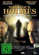 Sherlock Holmes und die Jagd nach dem Vampir von London DVD
